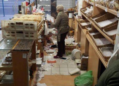 """La Ucip reclama seguridad ante la """"ola de robos"""" a comercios durante los fines de semana"""