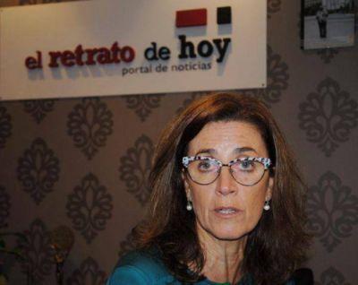 """Alejandra Martínez: """"La gente está enojada y no se esta teniendo en cuenta el estallido social"""