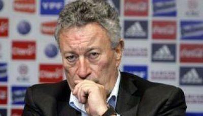La AFA sin presidente: renunció Luis Segura