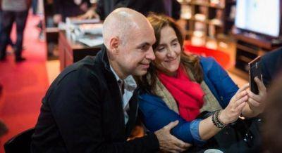 La buena sinton�a de Larreta y Michetti, de enemigos �ntimos a socios pol�ticos