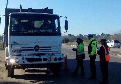 Tránsito secuestró 185 vehículos en una semana; 109 por alcoholemia