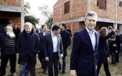 El Evita abandonó los trapos rojos y Gioja lanzaría el bloque Partido Justicialista