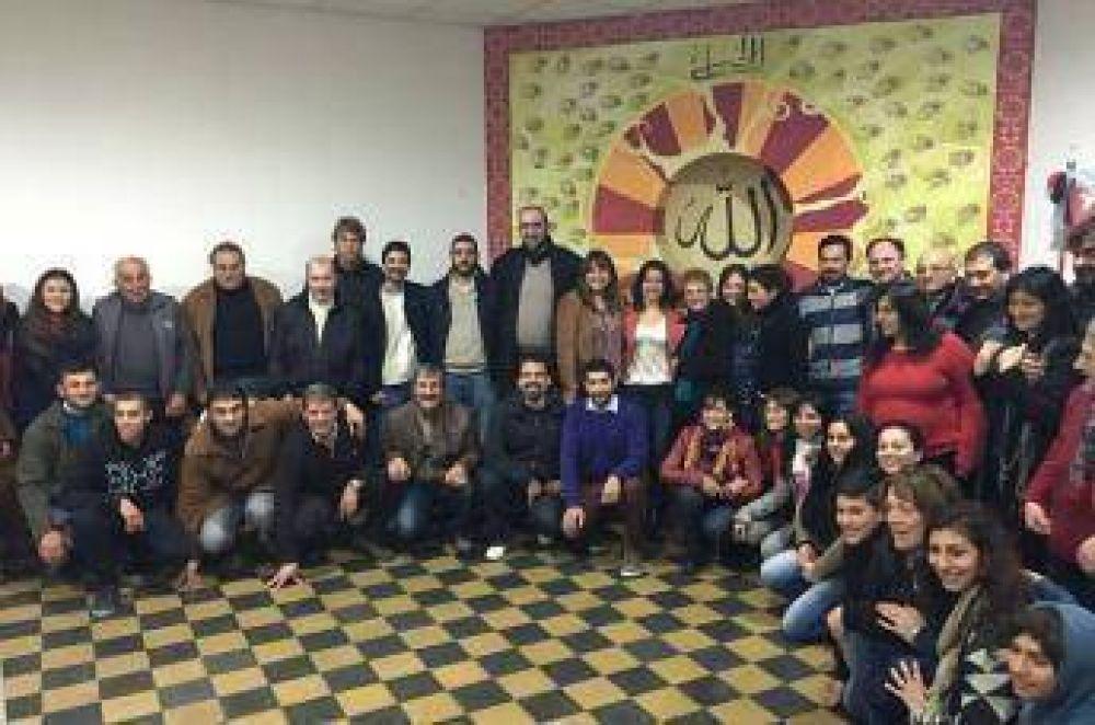 Coordinadora de asuntos de Culto de la Nación compartió un iftar con los musulmanes de la localidad de La Angelita
