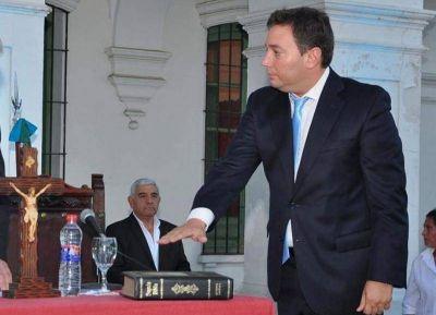 El presidente del Concejo Deliberante de Luján