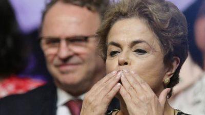 Brasil: auditores en el Senado exculpan a Dilma Roussef de las maniobras fiscales