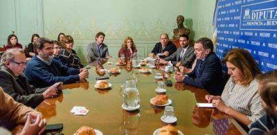 Reunión con el Secretario Provincial