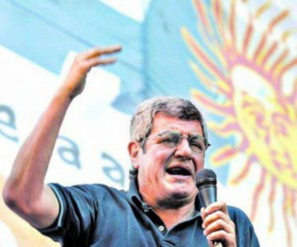 Victor De Gennaro participara del Foro contra la Pobreza en Mar del Plata