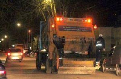 Recolección de residuos: el municipio le exige a la empresa una transición ordenada