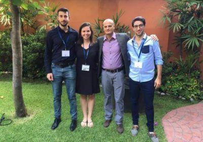 Jóvenes del Congreso Judío Latinoamericano participaron de un encuentro de líderes judíos en México