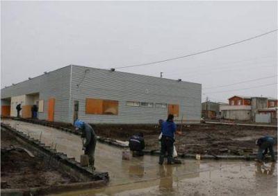 Conectarán el agua en el Centro Municipal de Salud