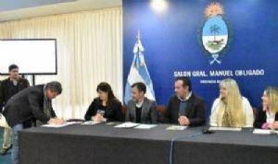 Chaco+Capaz, el programa del Gobierno para generar nuevos puestos de trabajo