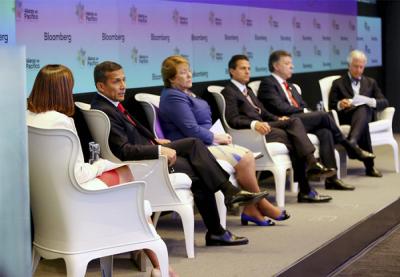 """Macri se suma hoy en Chile a la Alianza del Pacífico como """"observador"""""""