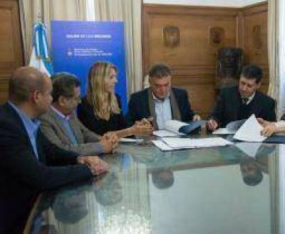 Nación financiará construcción de 831 viviendas en La Rioja