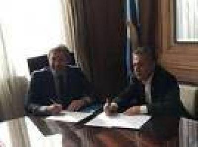 Mendoza y la Nación acordaron construir 476 casas