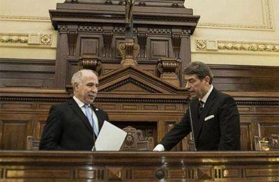 La DAIA particip� de la jura de Horacio Rosatti como ministro de la Corte Suprema