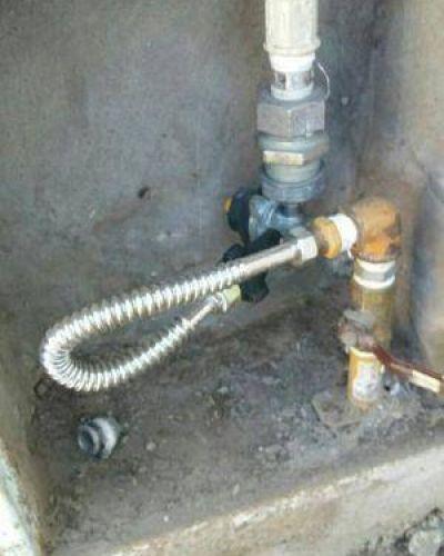 Hallan conexiones clandestinas de gas en cuatro casas de Junín