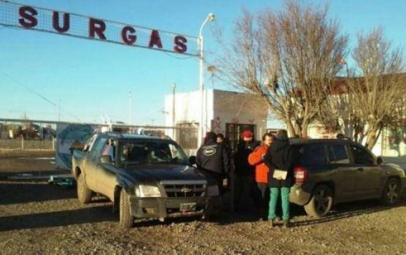 Conflicto en Surgas afecta la distribución del gas envasado en los barrios alejados de la ciudad