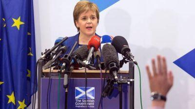 Europa abre la puerta a una futura adhesión de Escocia