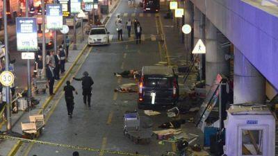Ascienden a 41 los muertos por el atentado en el aeropuerto de Estambul
