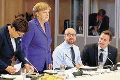 Los líderes europeos, bien pragmáticos