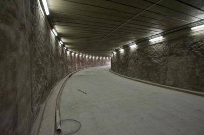 Entregan un túnel a la Provincia y piensan pasarlo a la Municipalidad