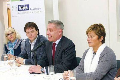 Rada Tilly licitó la ampliación de la Escuela de nivel inicial Nº 407