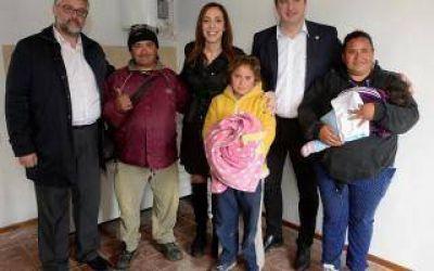 Vidal anunció el inicio de obras para evitar desborde en el Río Luján