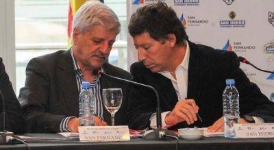 Vidal le hace un gui�o a intendentes de la zona norte y restituye recursos a intendentes