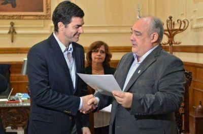 Urtubey y Colombi suscribieron convenios de cooperaci�n