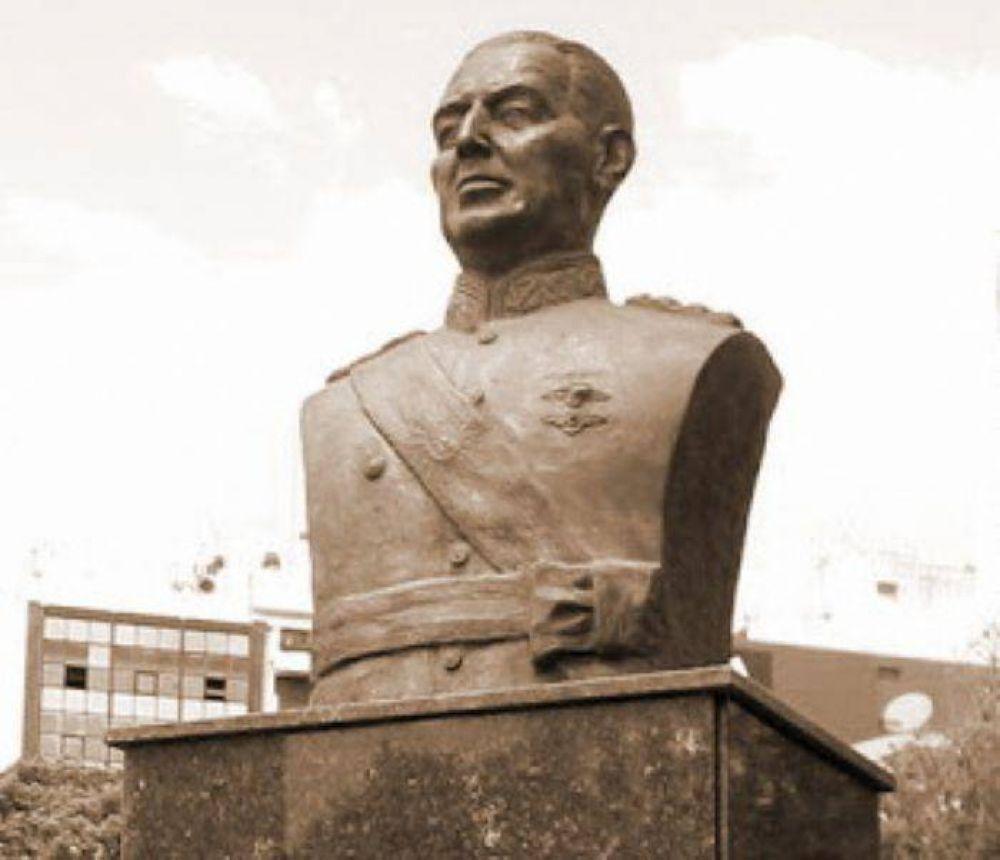 La CGT Mar del Plata recuerda al General Perón en el 42º aniversario de su muerte