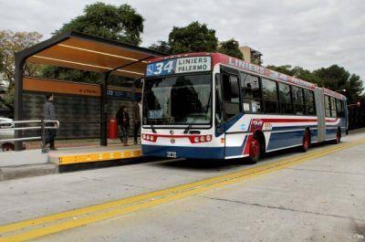 """Vicente: """"Todavía no hay nada definido sobre los puntos donde se va a instalar el metrobús"""""""