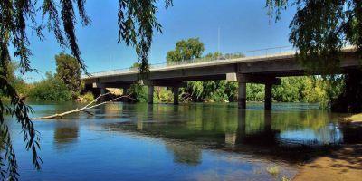 Tercer Puente: estaría finalizado para abril próximo