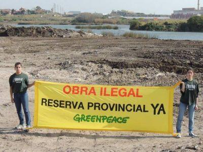 """Reserva del Puerto: """"El conflicto con Aldosivi se resolvió en la Justicia pero el fallo no se hizo efectivo"""""""