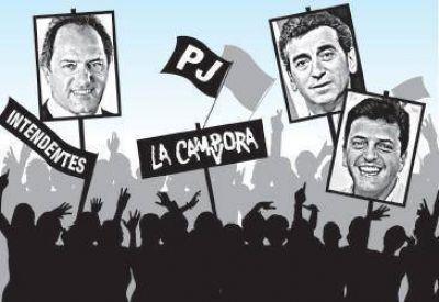 Ajedrez PJ: Massa envía tropa a escenificar una foto pactista