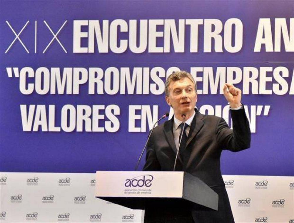 ACDE piden a empresarios firmar un compromiso por el país