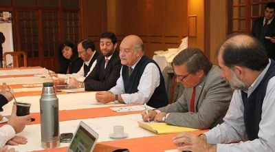 Ministros debaten sobre la actividad productiva del NOA
