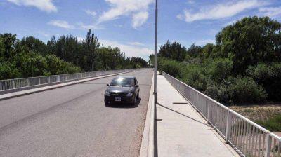 El tercer puente recién estará listo en abril de 2017