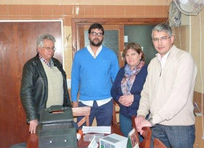 La Municipalidad de San Andrés de Giles invirtió en costoso instrumental para el Hospital público