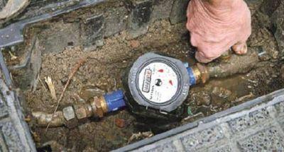 Aprueban la instalaci�n de micromedidores de agua