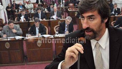 A Giano le molestan las vicisitudes de Cambiemos para aprobar el endeudamiento