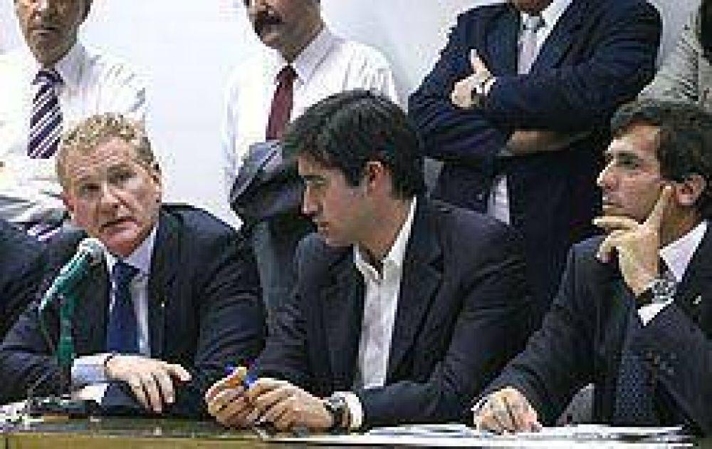 Diputados de la oposición pedirán audiencia con Scioli y revisarán el veto a la ley de Emergencia