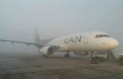 El Aeropuerto de Córdoba no opera por niebla