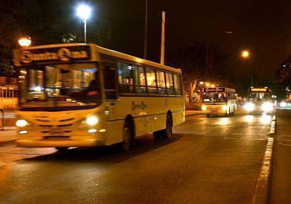 Transporte – Gremialista denunció el cobro indebido de subsidios