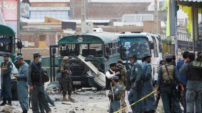 Doble atentado suicida en Kabul: al menos 38 muertos