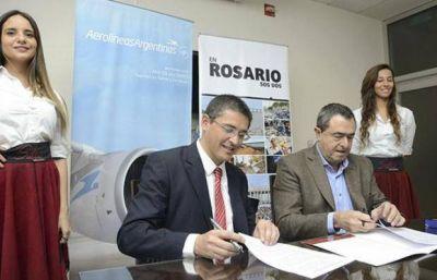 Se firmaron convenios para fortalecer el turismo entre Salta y Rosario