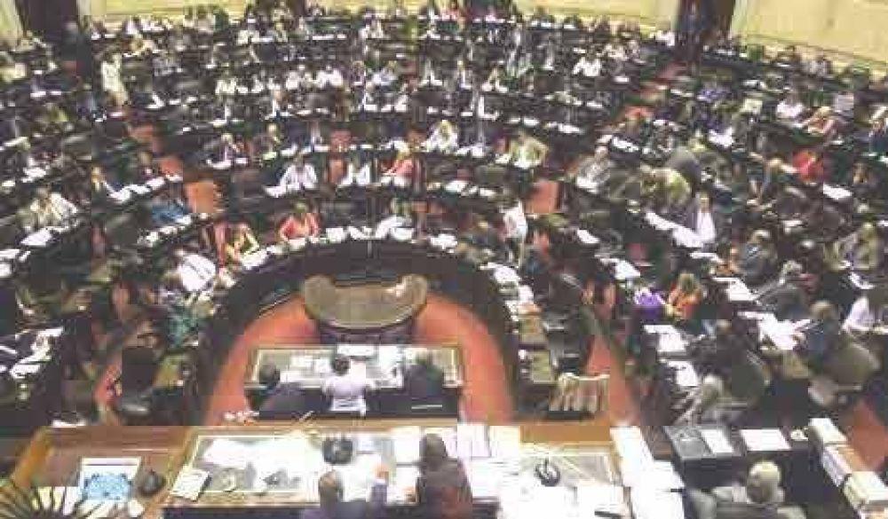 A poco del paro agrario, mandan el veto al Congreso
