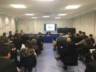 La C�tedra del Di�logo y de la Cultura del Encuentro debate sobre la trata y el crimen organizado