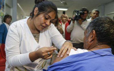 Salud enviará este lunes 483.830 dosis de vacunas antigripales