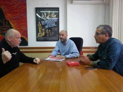 Marchioli se reunió con autoridades del INCAA para potenciar el Festival de Cine