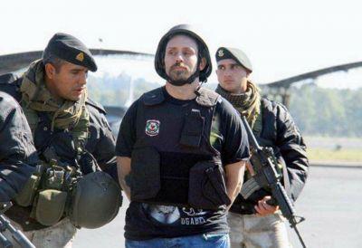 Pérez Corradi llegaría al país bajo un 'régimen de protección de víctimas y testigos'